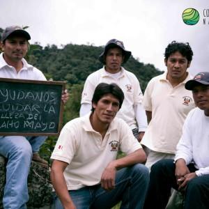 Guardaparques del BP Alto Mayo
