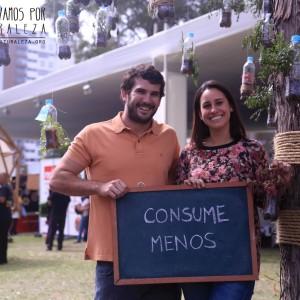 Guillermo Vidal y Camila Clausen