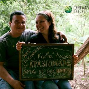 Karina y Miguel