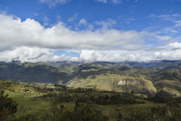 Ruta a Los Chilchos