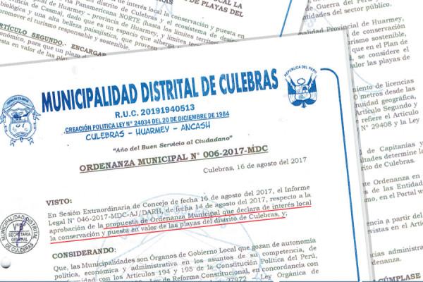 Municipalidad de Culebras