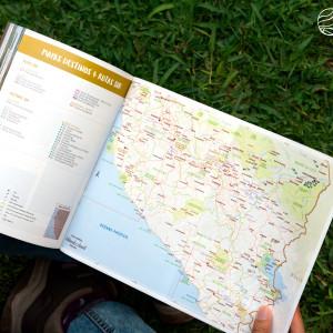 Mapas completos a doble página